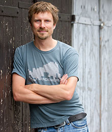 Oliver Scherz - Autor